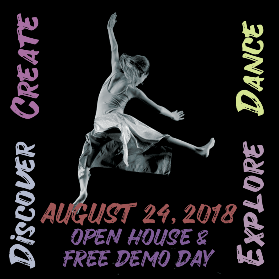 Open House & FREE Demo Day!!!