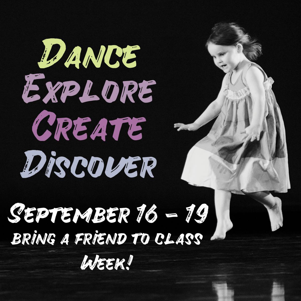 South Valley Creative Dance – Nurturing the WHOLE child